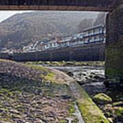 Through The Bridge Poster