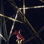 Through The Ferris Wheel Poster