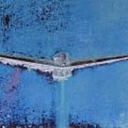 Thunderbird Logo Poster by Dietrich ralph  Katz