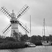 Thurne Windmill II Poster
