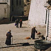 Tibet 2x2x2 By Jrr Poster