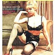 Tic-Toc - Vintage Magazine Covers Series Poster