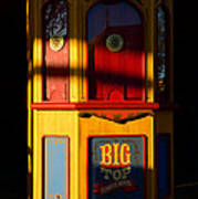 Ticket To The Big Top Poster