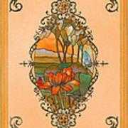 Tiffany Tree Poster
