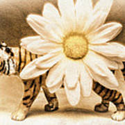 Tiger Dream Poster