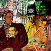 Tijuana Iv Poster by M o R x N