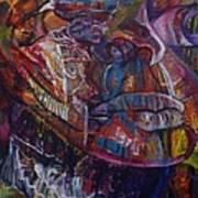 Tikor Woman Poster