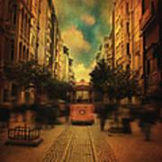 Timepiece Poster by Taylan Apukovska