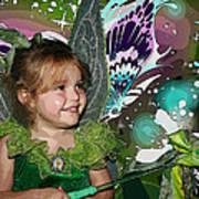Tinkerbell Poster by Ellen Henneke