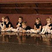 Tiny Dancers Poster by Patricia Rufo