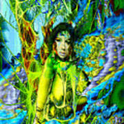 Titania-midsummers Night Dream Poster