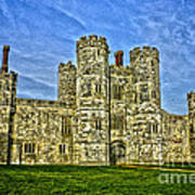 Titchfield Abbey Hdr Poster