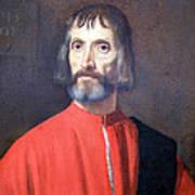 Titian's Andrea Dei Franceschi Poster