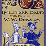 Title Page: First Edition Poster