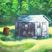 Tobacco Shed Poster