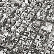 Tokyo City Poster