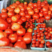 Tomatoes For Sale Poster