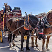 Tombstone Stagecoach 2 Poster