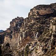 Tongue River Canyon Poster