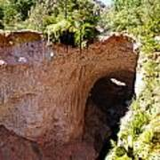 Tonto Natural Bridge Poster
