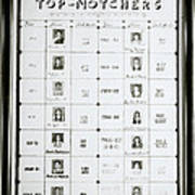 Top Notchers Poster