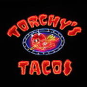 Torchy's Tacos Poster