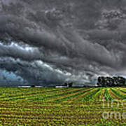 Tornado Over Madison 5 Poster