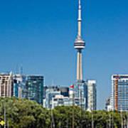 Toronto Harbour Poster