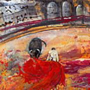 Toroscape 56 Poster by Miki De Goodaboom