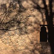 Torre De Las Infantas In The Alhambra Poster