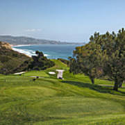 Torrey Pines Golf Course North 6th Hole Poster