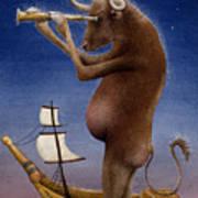 Total Bull Ship... Poster