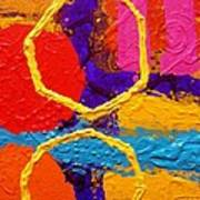 Totem Iv Poster by John  Nolan