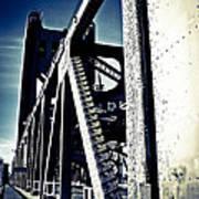Tower Bridge - Throwback Poster
