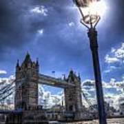 Tower Bridge View Poster