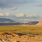 Tower Butte View Poster