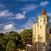 Tower Of St. Sebastian II Poster
