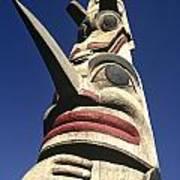 Towering Totem Poster