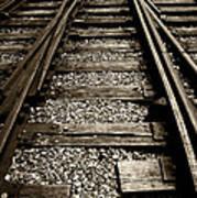 Tracks Into Tracks - 2 Poster