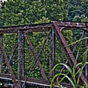 Train Trestle Poster