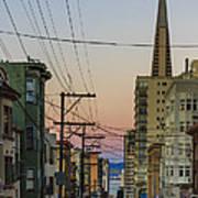 Transamerican Urbanism Poster
