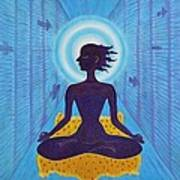 Transcendental Meditation Poster