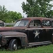 Transportation - Classic - Highway Patrol Poster