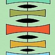 Trapezoids 2 Poster
