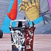 Trash Or Art Poster
