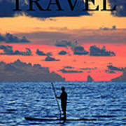 Travel Work One Poster