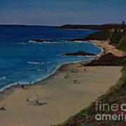 Treasure Island Laguna Beach Poster