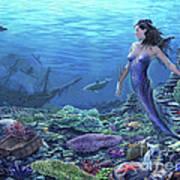 Treasure of the Sea Poster
