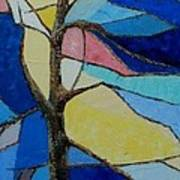 Tree Intensity - Sold Poster by Judith Espinoza