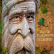 Treebeard Poster
